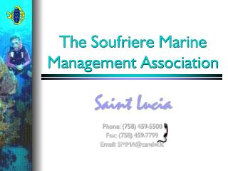 The Soufriere Marine Management Association