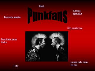 Punkfans