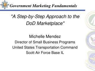 Government Marketing Fundamentals
