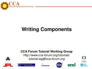Writing Components