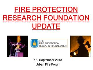 13  September 2013 Urban Fire Forum