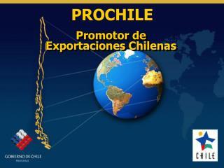 Promotor de Exportaciones Chilenas