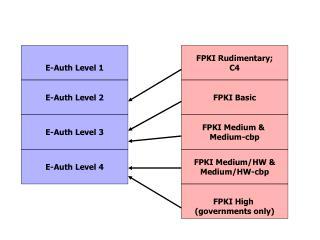 E-Auth Level 1