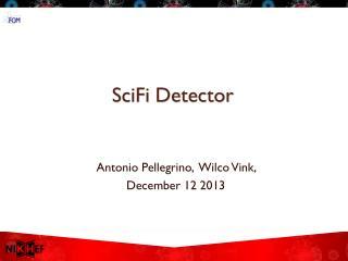 SciFi  Detector