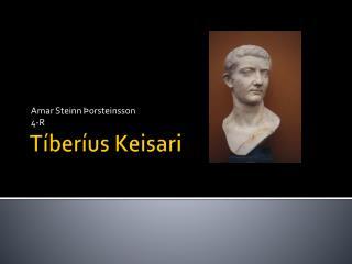 Tíberíus  Keisari