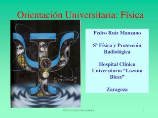 Orientación Universitaria: Física