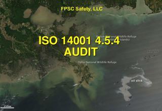 ISO 14001 4.5.4  AUDIT