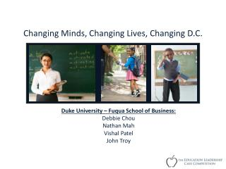 Changing Minds, Changing Lives, Changing D.C.