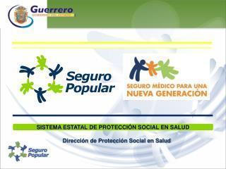 Dirección de Protección Social en Salud