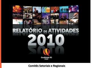 Comit�s Setoriais e Regionais