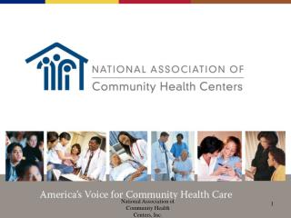 National Association of Community Health Centers, Inc.