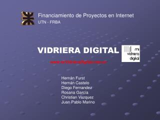 Financiamiento de Proyectos en Internet