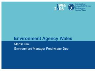 Environment Agency Wales