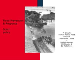 Flood Prevention & Response Dutch  policy