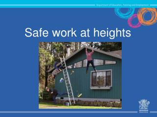 Safe work at heights