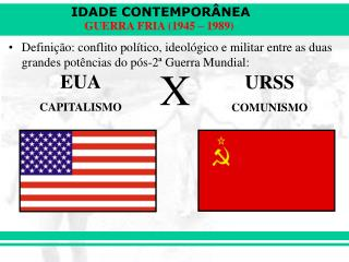 EUA CAPITALISMO