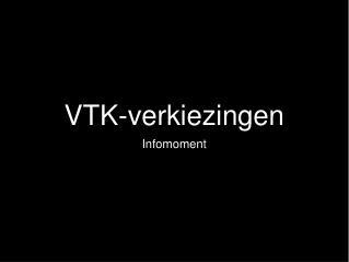 VTK-verkiezingen