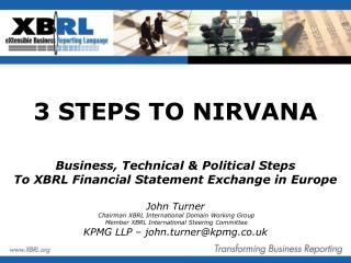 3 STEPS TO NIRVANA