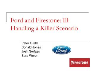 firestone tire case study