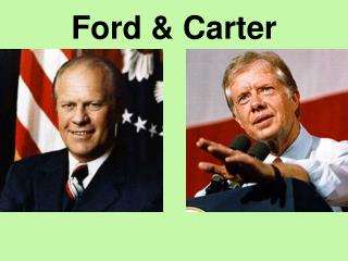 Ford & Carter