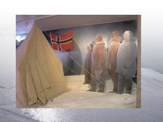 Wettlauf zum Südpol