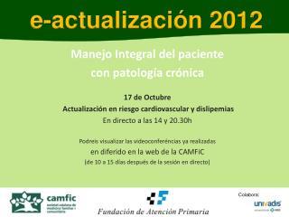 e-actualización 2012