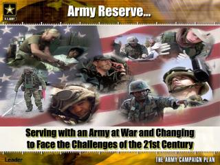 Army Reserve�