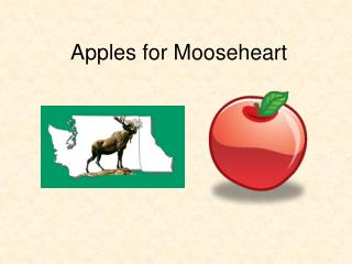 Apples for Mooseheart