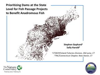 Prioritizing Dams at the State Level for Fish Passage Projects to Benefit Anadromous Fish