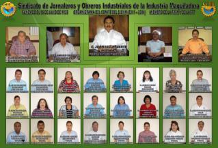 Sindicato de Jornaleros y Obreros Industriales de la Industria Maquiladora
