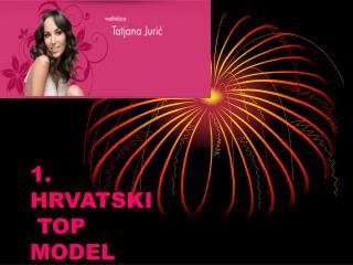 1. HRVATSKI  TOP  MODEL