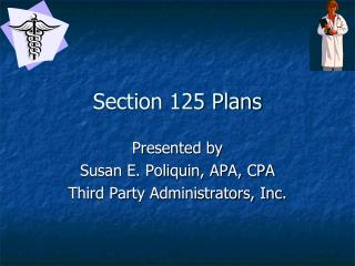 Section 125 Plans
