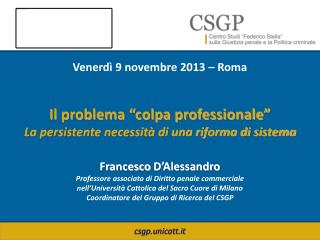 csgp.unicatt.it