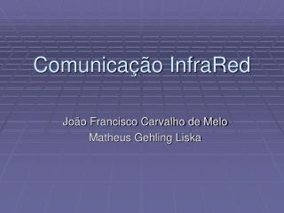 Comunicação InfraRed