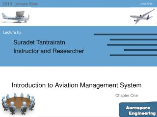 Introduction to Aviation Management System