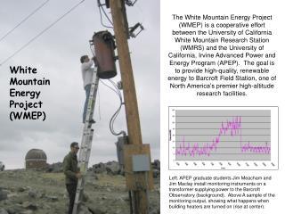 White Mountain Energy Project (WMEP)