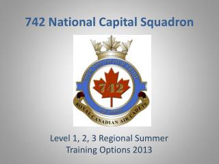 742 National Capital Squadron