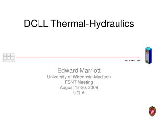 DCLL Thermal-Hydraulics