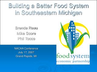 Building a Better Food System in Southeastern Michigan
