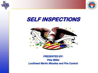 SELF INSPECTIONS