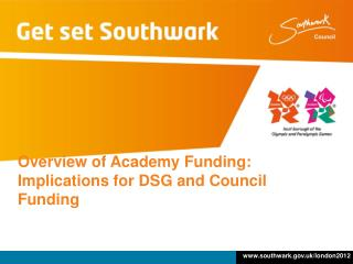 Overview of Academy Funding: Implications for DSG and Council Funding
