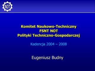 Eugeniusz Budny