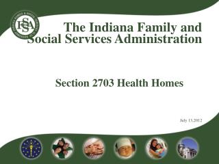 Section 2703 Health Homes
