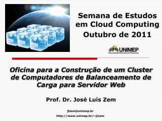 Prof. Dr. José Luís Zem