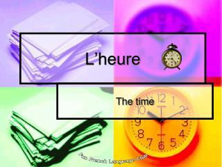 L heure