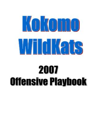 2007  Offensive Playbook