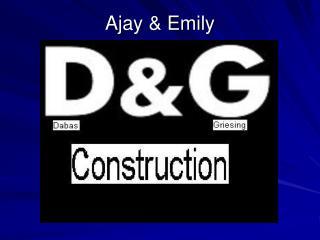 Ajay & Emily