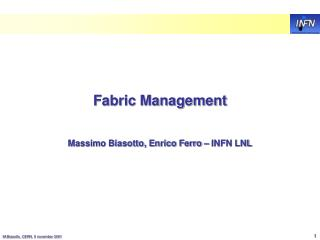 Fabric Management