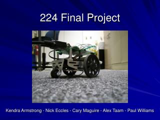 224 Final Project