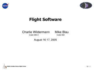 Flight Software